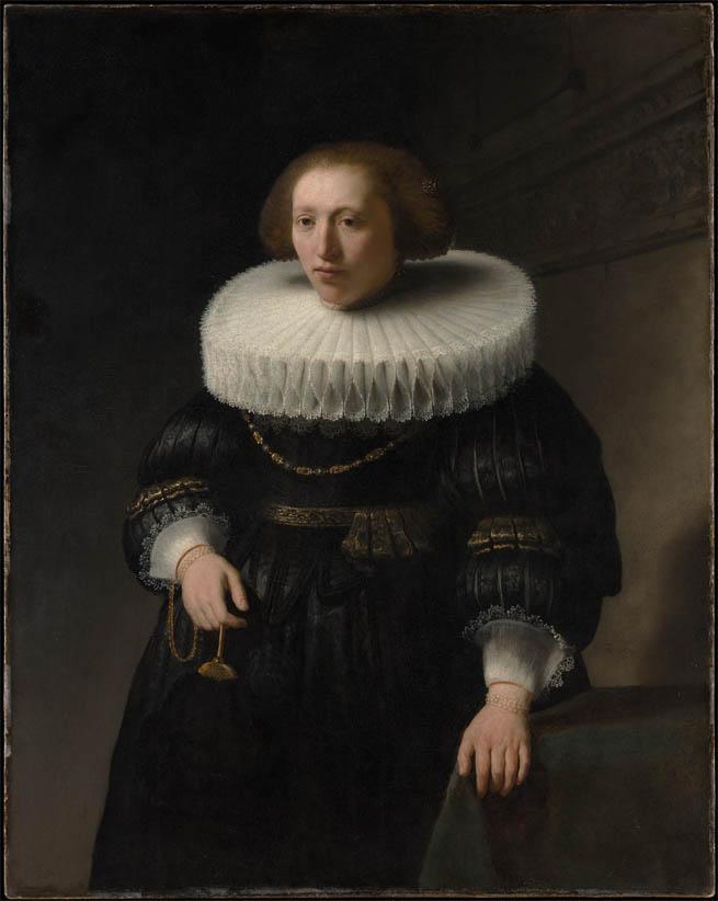 Portrait of a Woman of the Van Beresteyn Family (1632)