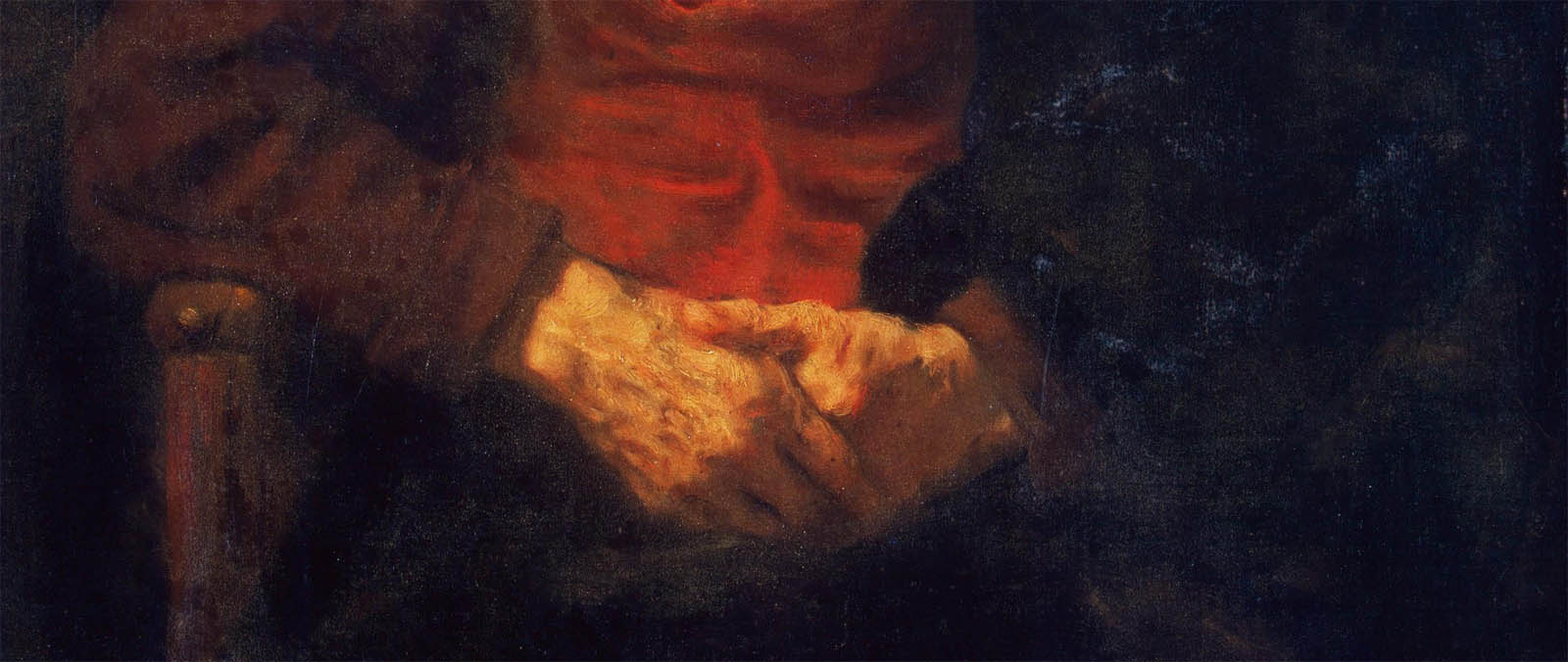Portrait of an Old Man in Red (1652-1654-d-2)