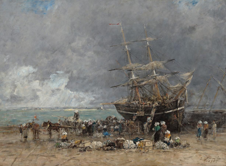 Retour de la Terre-Neuvier (1875)