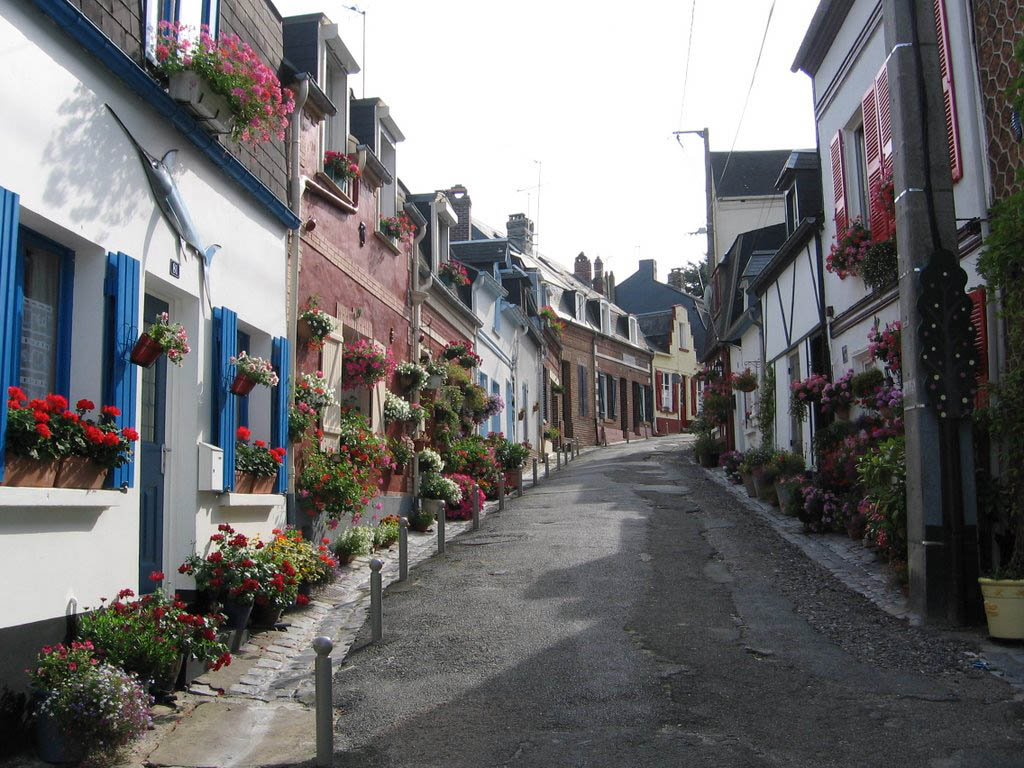 Saint-Valéry-sur-Somme (France)