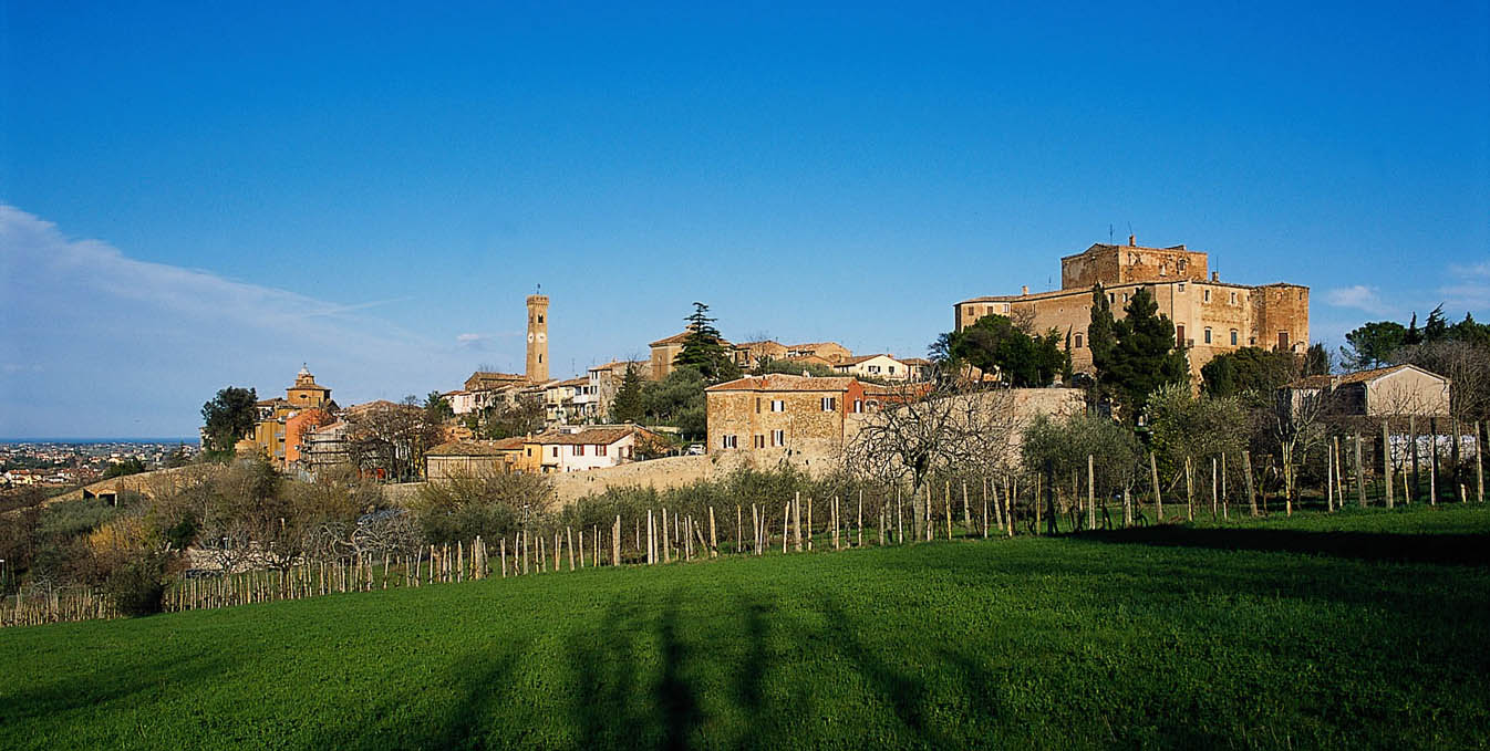 Sant'Arcangelo di Romagna (Italia)