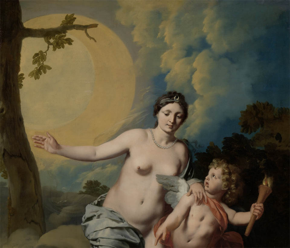 Selene and Endymion (c 1680-d-1)