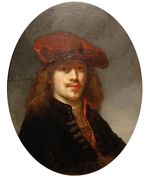 Self-Portrait with Beret (1638-1643)