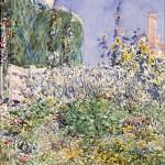 Thaxter's Garden (1892)