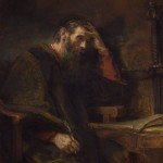 The Apostle Paul (c. 1657)