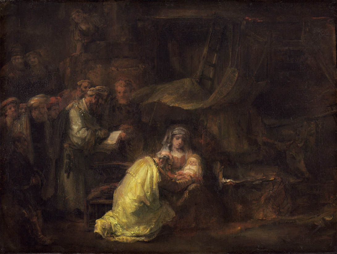 The Circumcision (1661)