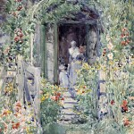 The Garden in Its Glory (1892)