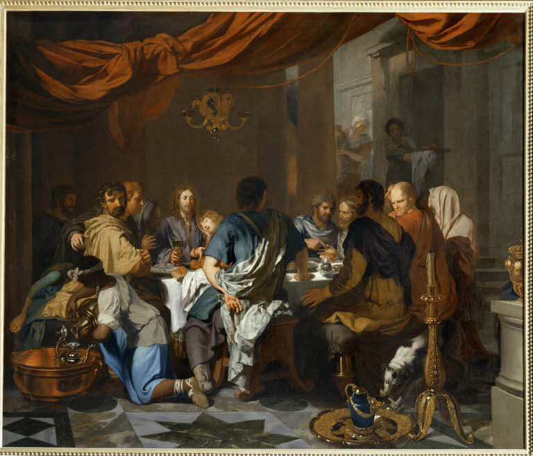 The Institution of the Eucharist (1664-1665)
