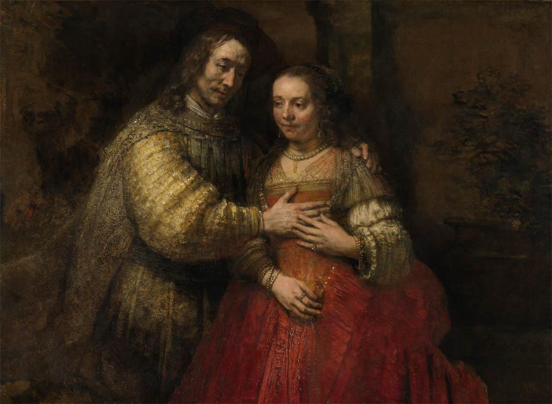 The Jewish Bride (1665-1669)
