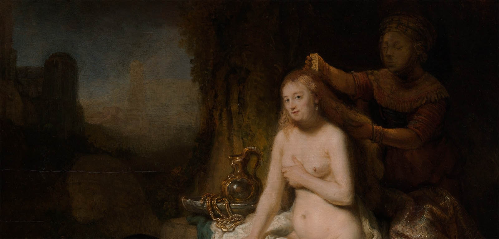 The Toilet of Bathsheba (1643-d-1)