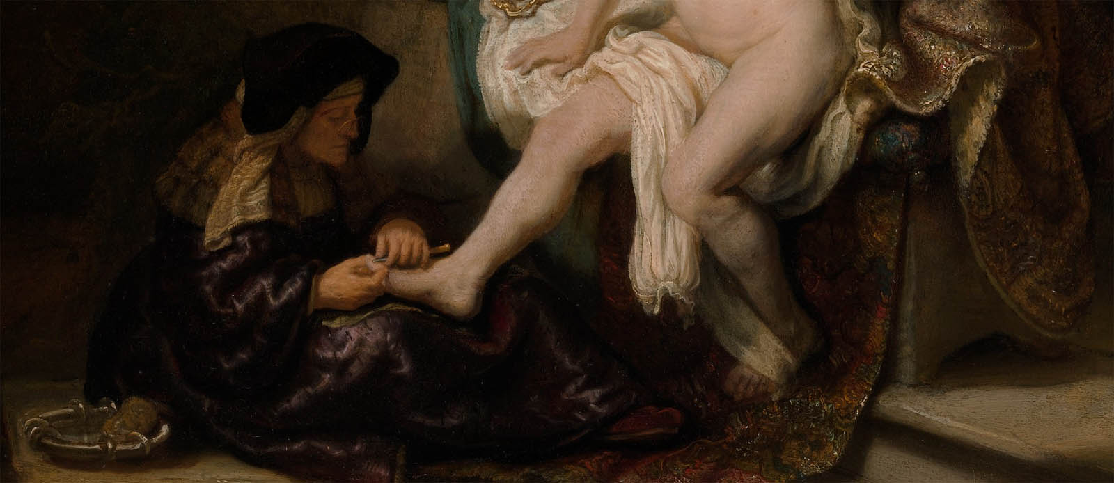 The Toilet of Bathsheba (1643-d-2)