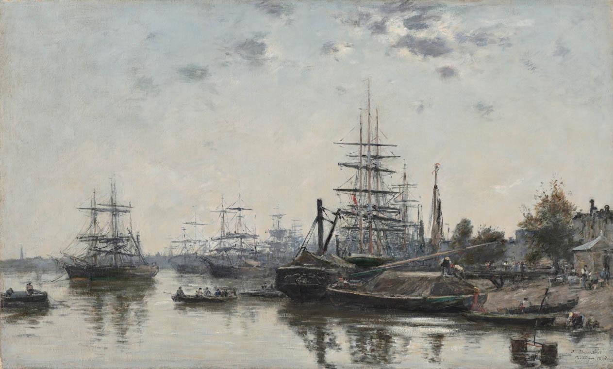 Vue de Bordeaux (1874)