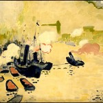 Vue sur la Tamise (1906)