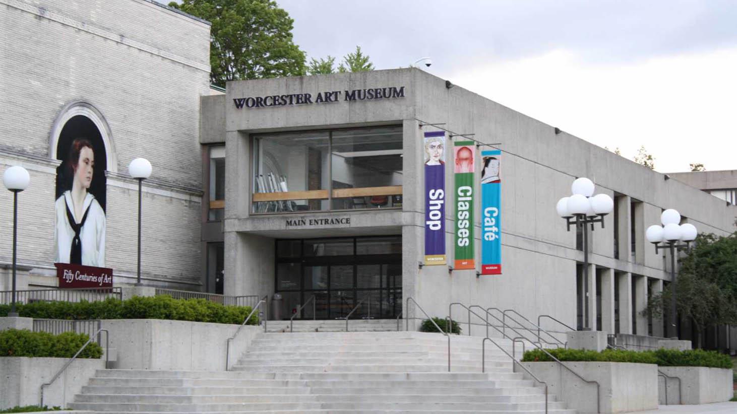 Worcester Art Museum (Worcester)