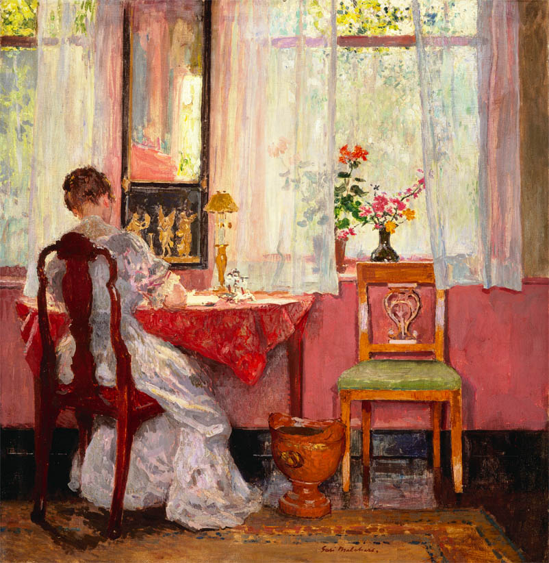 Writing (1905-1909)