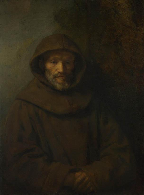 A Franciscan Friar (c 1655)