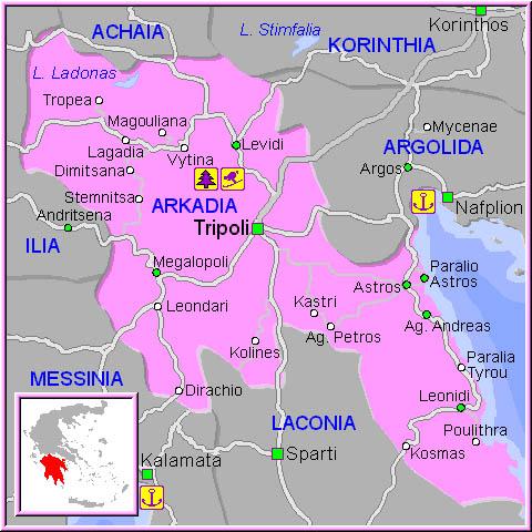 Arcadia (map)