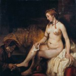 Bathsheba at Her Bath (1654)