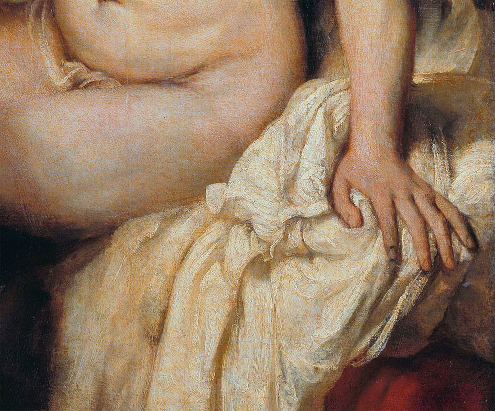 Bathsheba at Her Bath (1654-d-4)