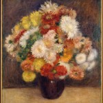 Bouquet de chrysanthèmes (1881)