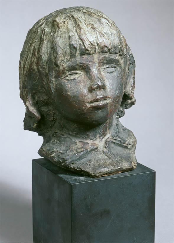 Claude 'Coco' Renoir (c 1908)