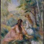 Dans la prairie (1888-1892)