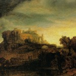 Landscape with a Castle (1645)
