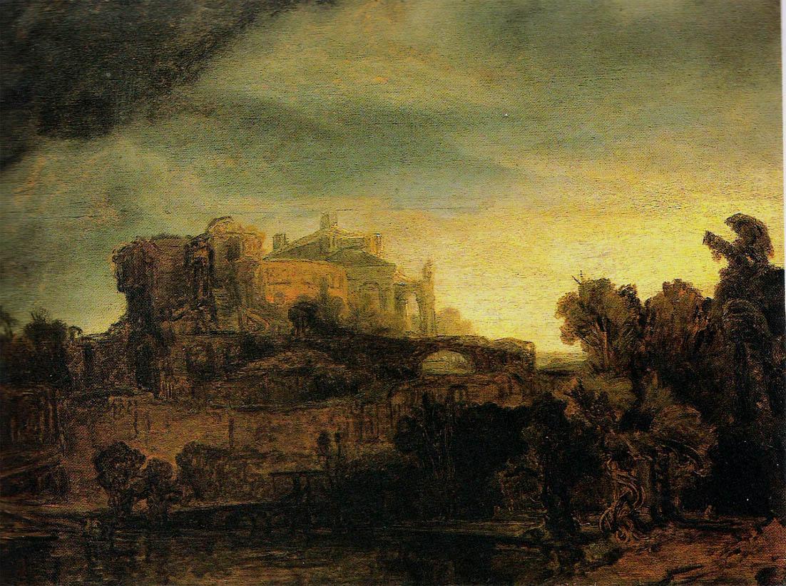 Landscape with a Castle (1645)