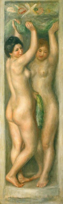 Les Cariatides (1909)