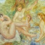 Les grandes baigneuses (1901-1902)