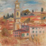 Les toits du Vieux Nice (1911-1919)