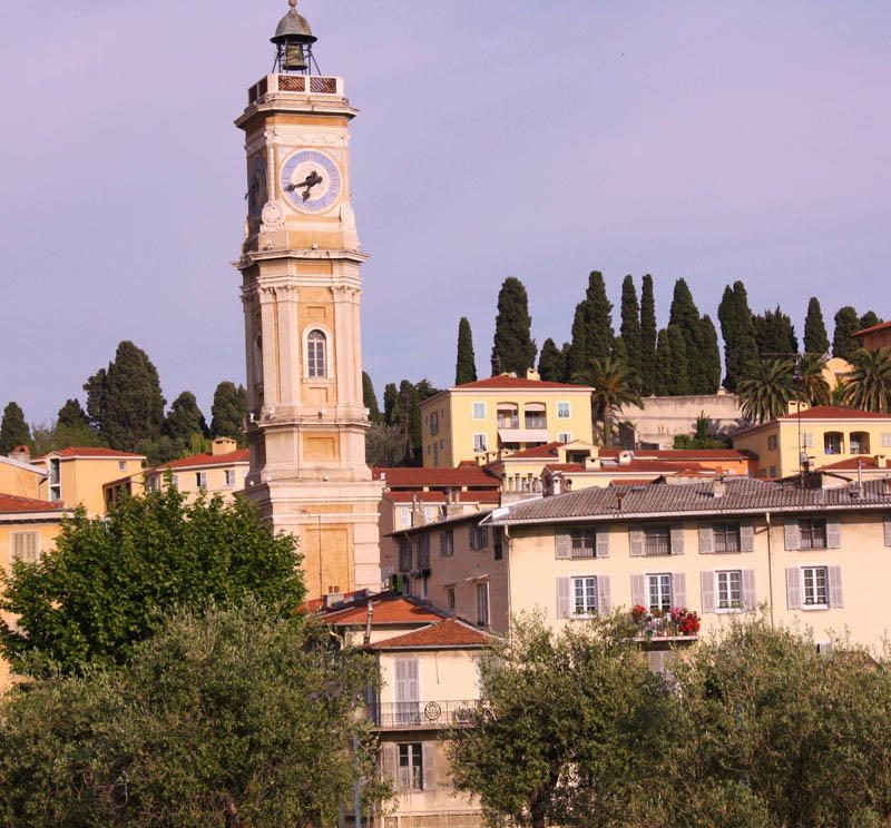 Les toits du Vieux Nice (photo)