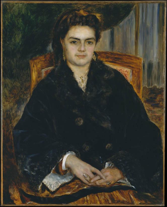 Madame Édouard Bernier (1871)
