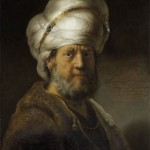 Man in Oriental Dress (1635)