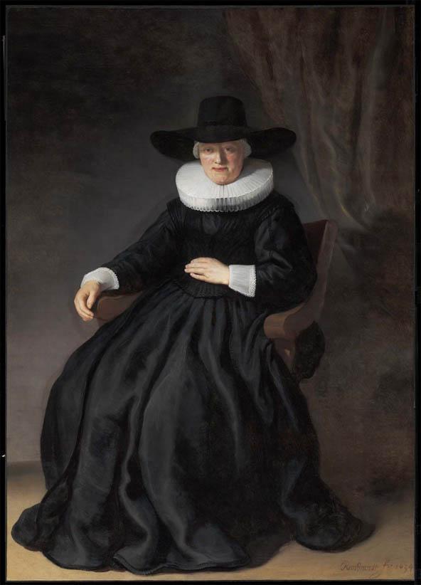 Maria Bockenolle, Wife of Johannes Elison (1634)