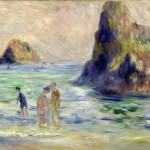 Moulin Huet Bay, Guernesey (c 1883)