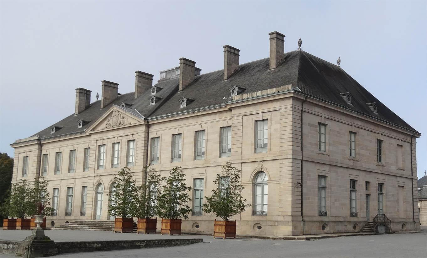 Musée des Beaux-Arts de Limoges, Palais de l'Evêché
