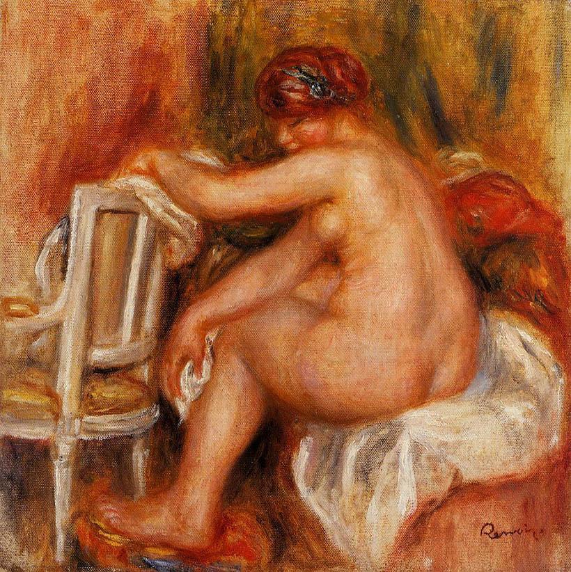 Nu assis (1913)