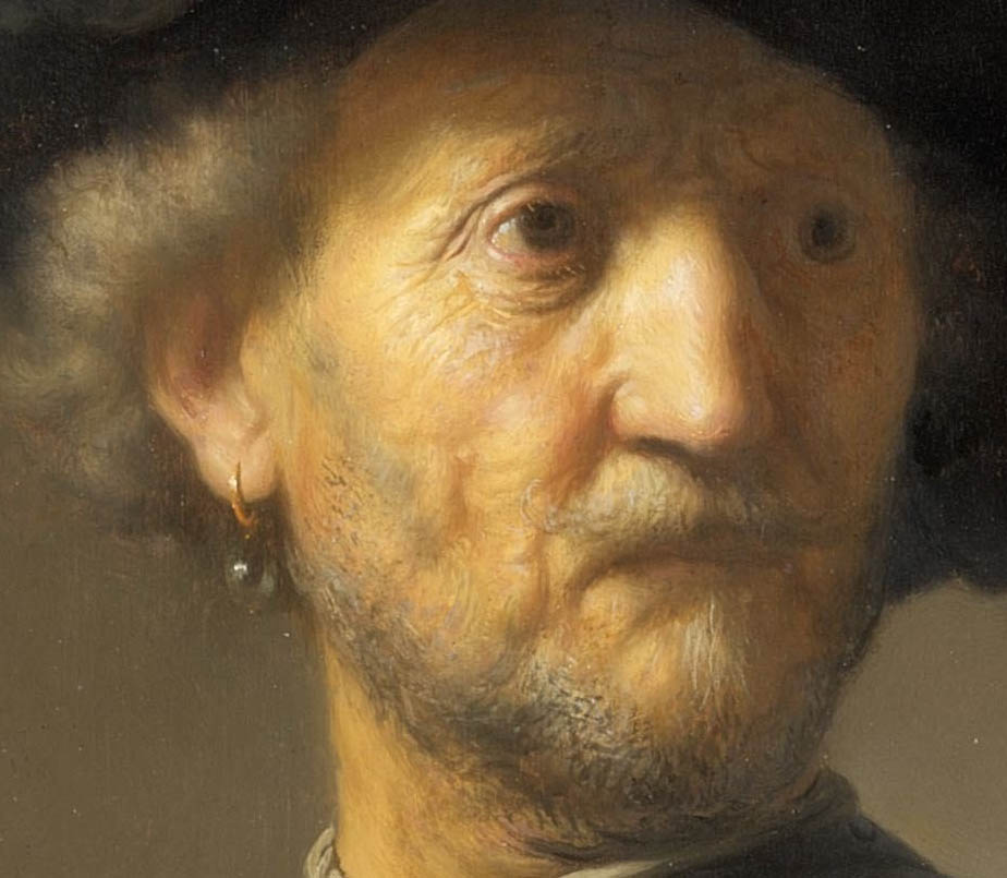 Old Man with a Gold Chain (1631-d-2)