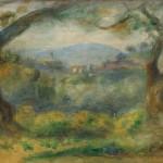 Paysage aux Collettes (1914)