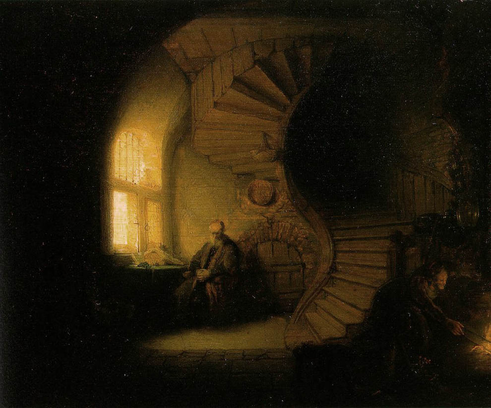 Philosopher in Meditation (1632)5