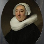 Portrait of Haesje Jacobsdr van Cleyburg (1634)