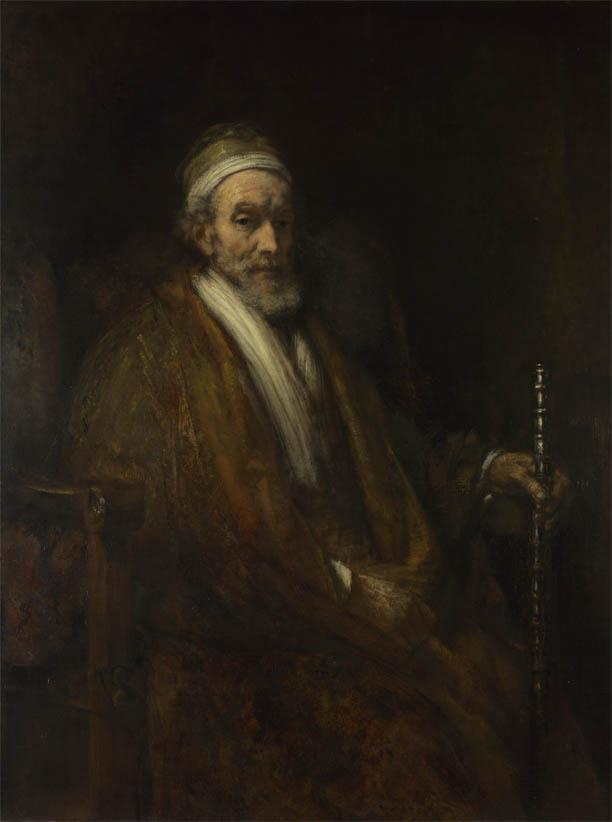 Portrait of Jacob Trip (c 1661)