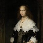 Portrait of Maria Trip (1639)