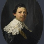 Portrait of Philips Lucasz (1635)