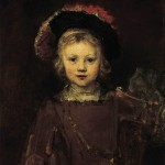 Portrait of a Boy (1655-1660)