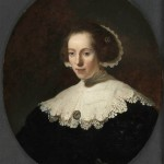 Portrait of a Woman (1635)