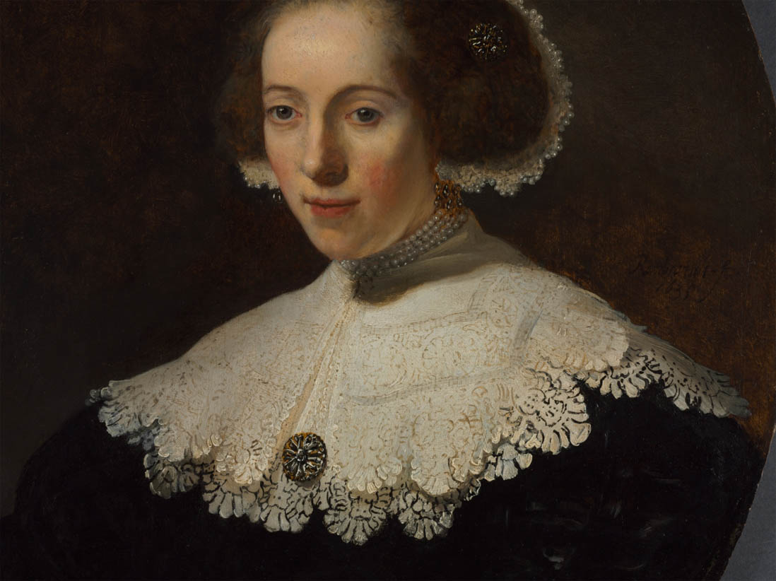 Portrait of a Woman (1635-d-1)