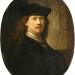 Rembrandt, Self-Portrait (c.1640)