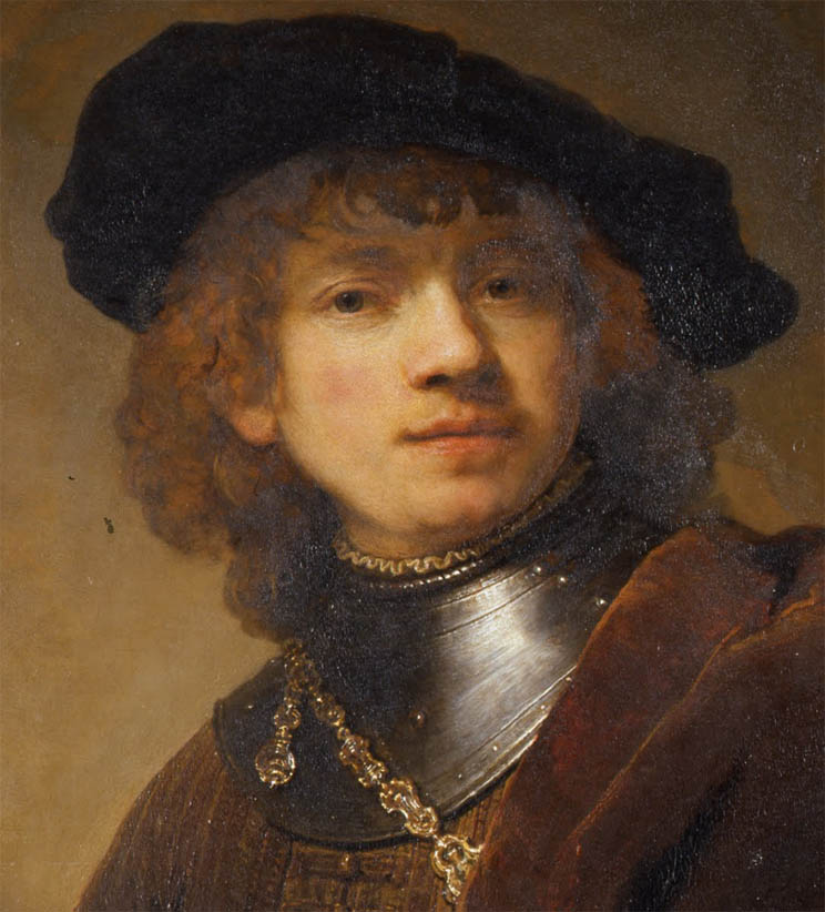 Self-Portrait as a Young Man (1634-d-1)